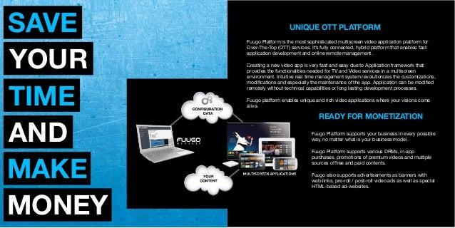 Fuugo Platform - For better multiscreen experience Slide 2