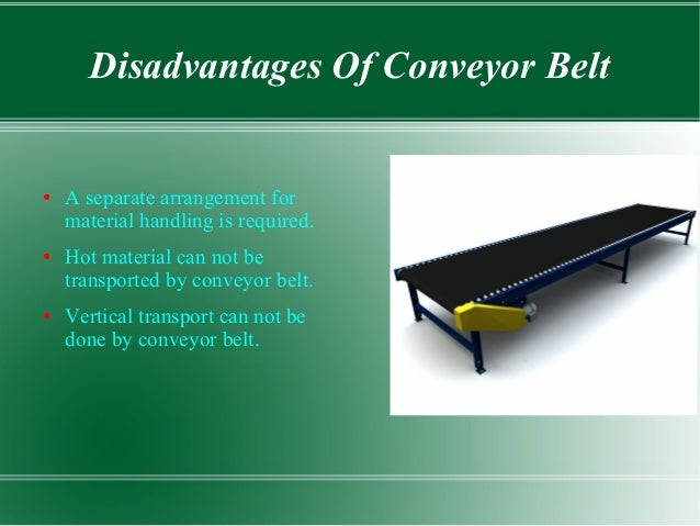 Types Of Conveyor Belt