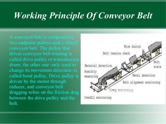 Types of Conveyor Belt