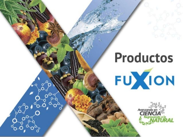 FUXION Biotech Brasil - Conheça todos os produtos FuXion!!