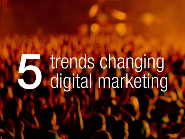 5 Global Trends Changing Business
