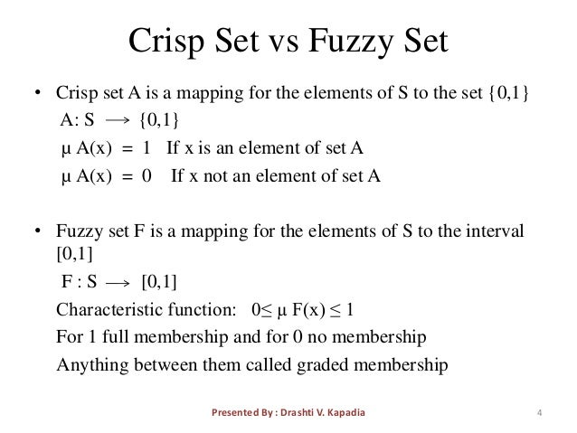 term paper on fuzzy logic Free essay: the origin of fuzzy systems can be traced to the first introduction of formal logic by aristotle logic introduced by aristotle was considered to.