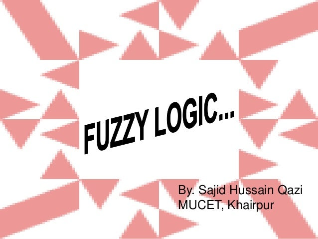 By. Sajid Hussain Qazi             MUCET, Khairpur10/31/2012                      1