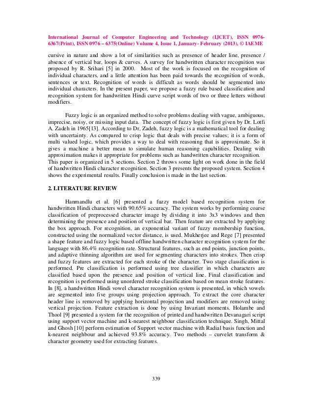 hybrid fuzzy rule based classification algorithm Classification accuracy of hybrid algorithm is found better than well known kfcm, moving kfcm  to choose the optimal and minimum set of fuzzy rules, the use of a genetic algorithm (ga) has been  hybrid clustering algorithm and feed-forward neural network classifier the proposed approach consists of.