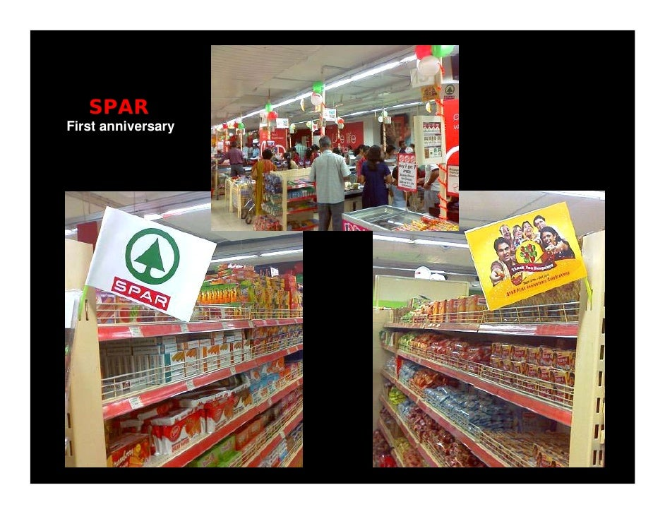spar marketing mix Spar business services (sbs) is a leading supplier of field services to fortune 1000 manufacturers and retailers in the us we contract over 50,000 retail.