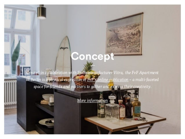 FvF Apartment in a Nutshell Slide 2