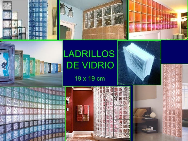 F vidrios 2011 - Ladrillos de cristal medidas ...