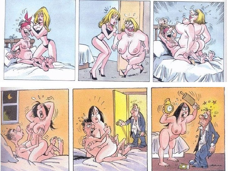 naked cartoon sex