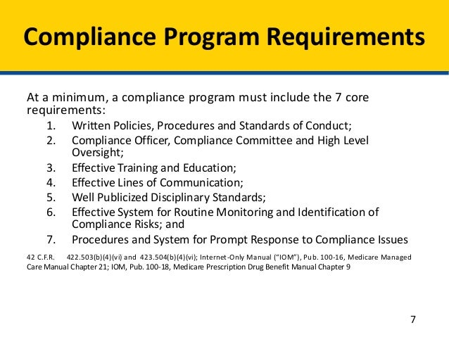 Medicare compliance training - Compliance officer certification programs ...