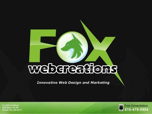 Innovative Web Design and Marketing
