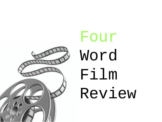 FourWordFilmReview