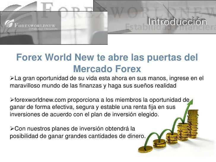 Forex world news