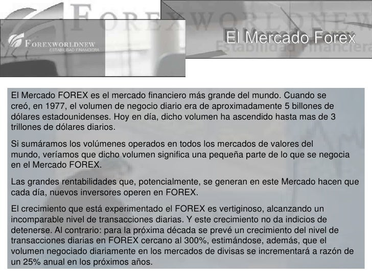 Forex world news