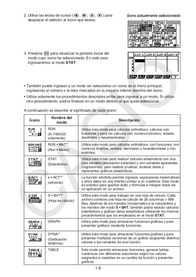 Manual de regresión lineal con calculadora casio fx82es plus youtube.