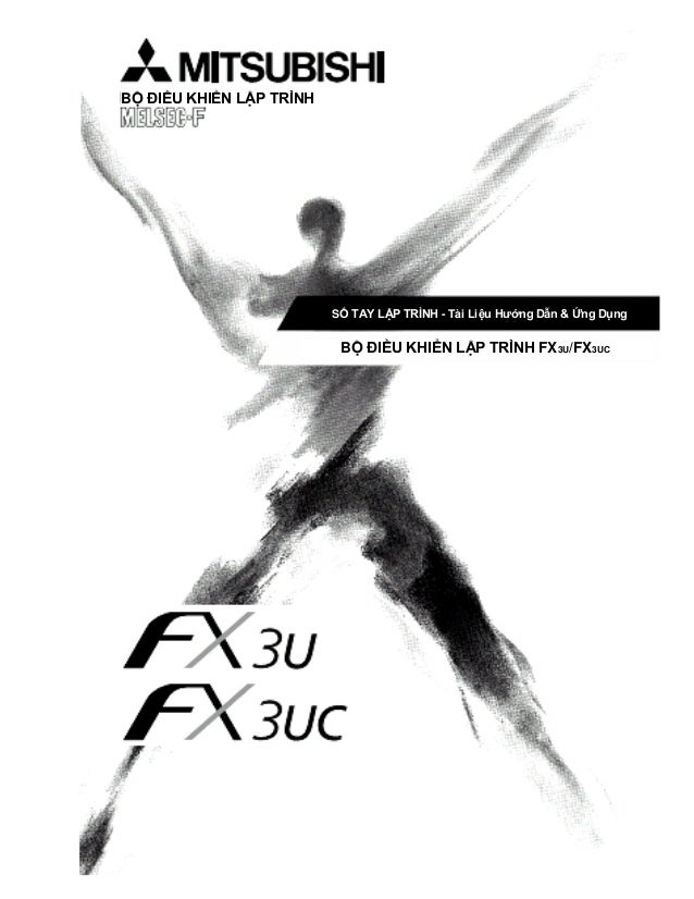 Fx3u 3uc programming manual (vietnamese) fixed