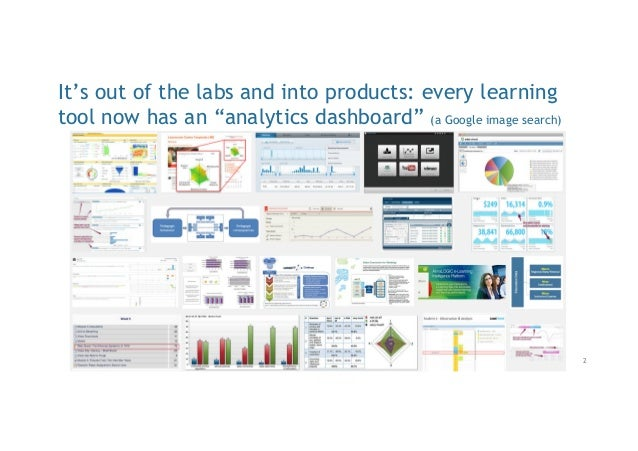 Formation and Learning Analytics? Slide 2