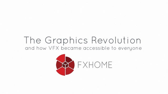 The Graphics Revolution and how VFX became accessible to everyone