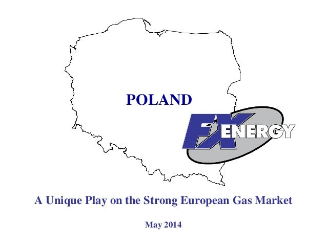 1 A Unique Play on the Strong European Gas Market May 2014 POLAND