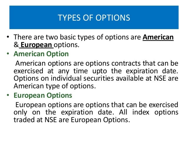 Definition of 'American Option'