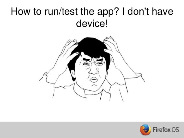 FirefoxOS app making for beginners