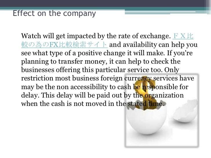 Foreign exchange trading basics