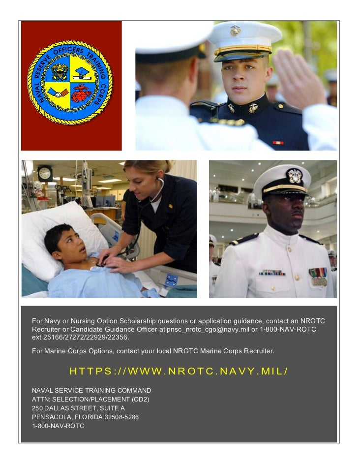 Scholarships for Military Reservists