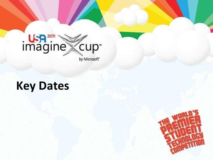 Key Dates<br />