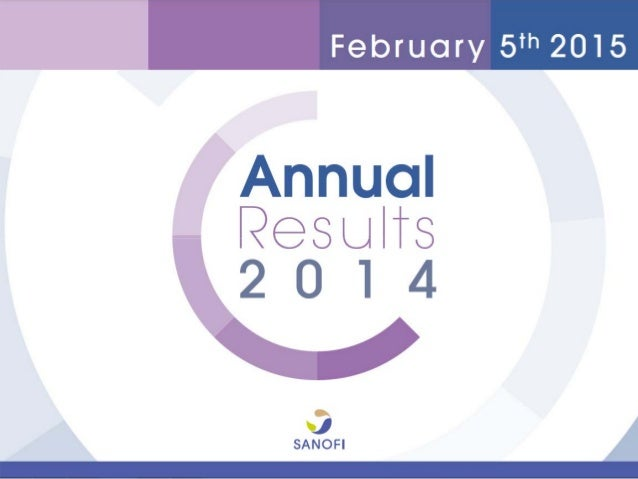FY 2014 RESULTS Feb 5, 2015