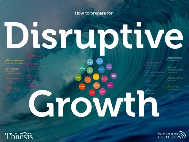 How to prepare for  Disruptive  PLAYSUMERS  SWEAT EQUITY  FUZZYNOMICS  STATUS SEEKERS  ENTREPRENEURIA  GUILT-FREE STATUS S...