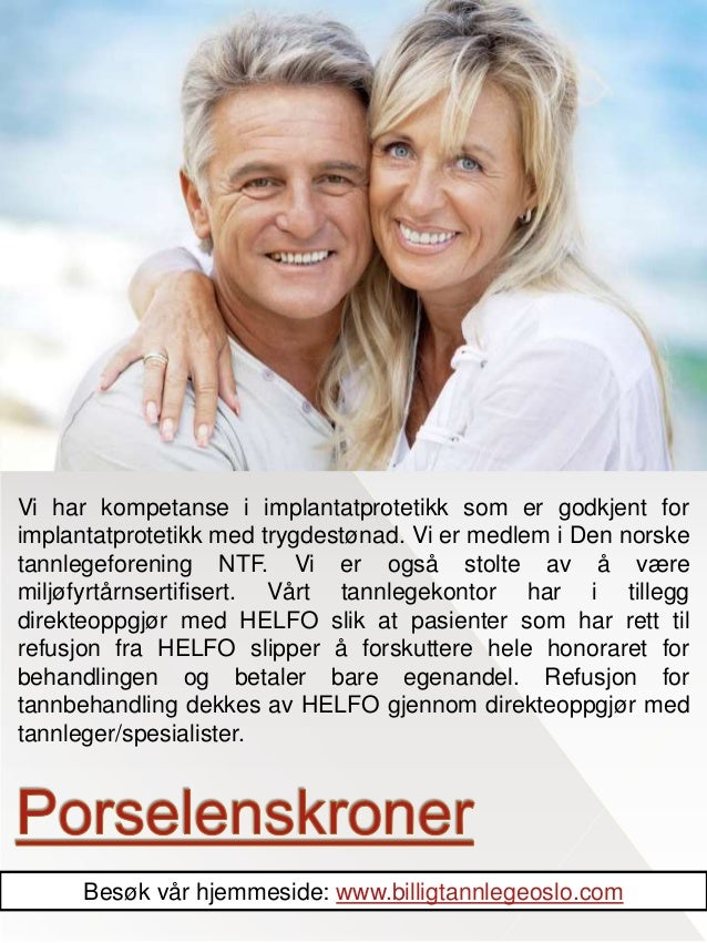 Dating Sites for tannleger dating noen i utlandet