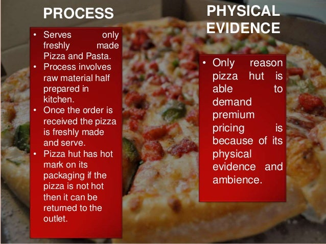 pizza hut demand analysis This report hopes to give overview to the organisational supply chain of both dominos and pizza hut following a comparative analysis of the var.