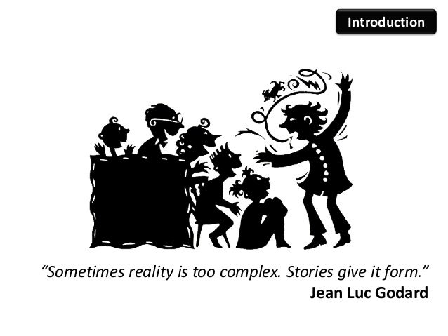 Exploring the Use of Storytelling as Knowledge Transfer