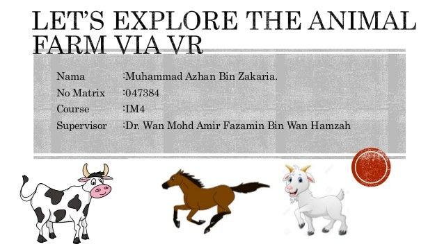 Nama :Muhammad Azhan Bin Zakaria. No Matrix :047384 Course :IM4 Supervisor :Dr. Wan Mohd Amir Fazamin Bin Wan Hamzah
