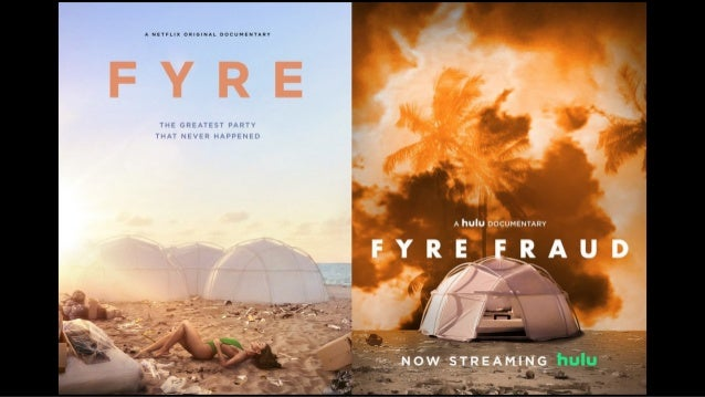 Fyre Festival: 10 Marketing Lessons From Netflix & Hulu Documentaries Slide 2