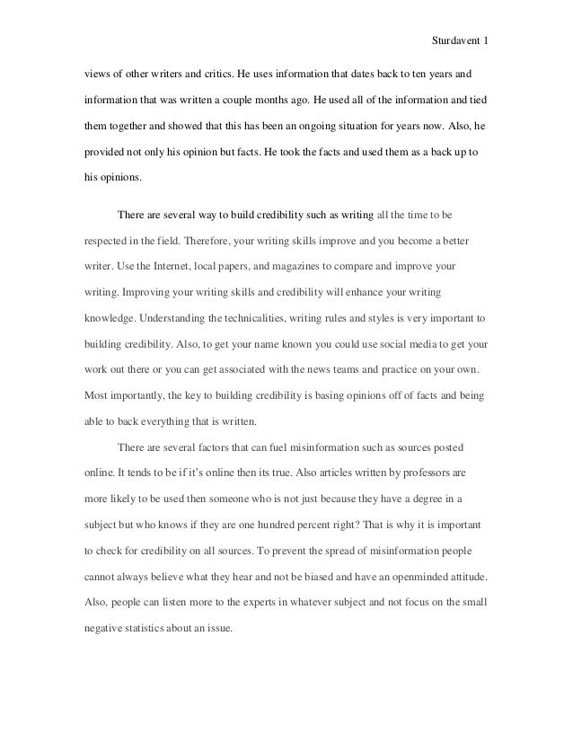 Fys editorial research paper