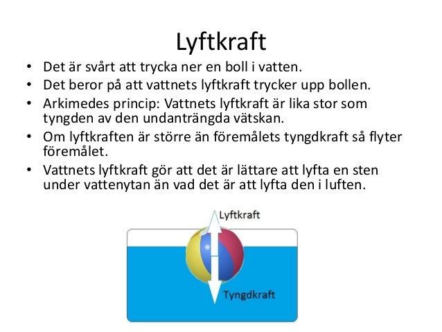 Lena Koinberg Fysik Kraft Och Tryck