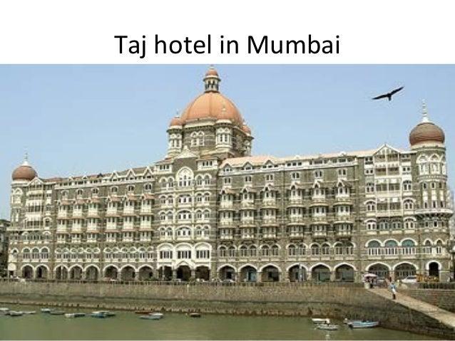 Taj Hotels Marketing Mix (4Ps) Strategy