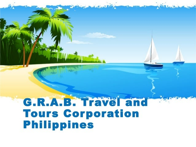G.R.A.B. Travel and Tours Corporation Philippines