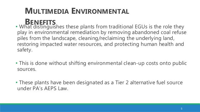 "George Ellis, ARIPPA, ""Economic & Environmental Benefits of the PA Co…"