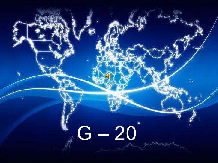 G – 20