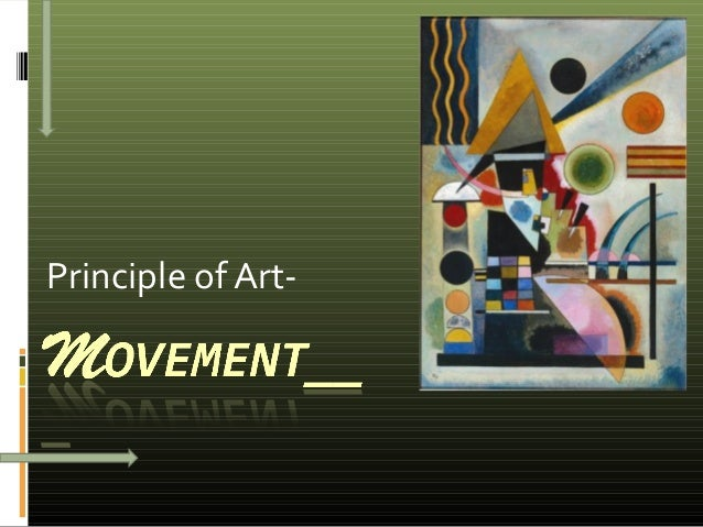 5 Principles Of Art : G principle of art movement