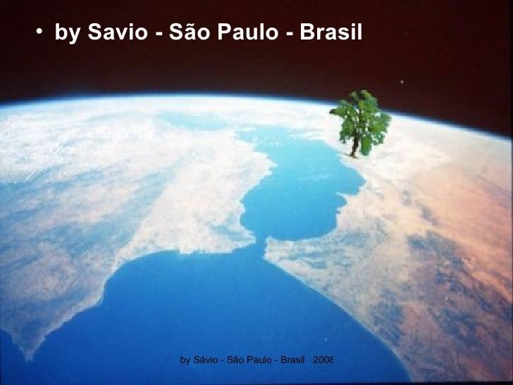 <ul><li>by Savio - São Paulo - Brasil </li></ul>