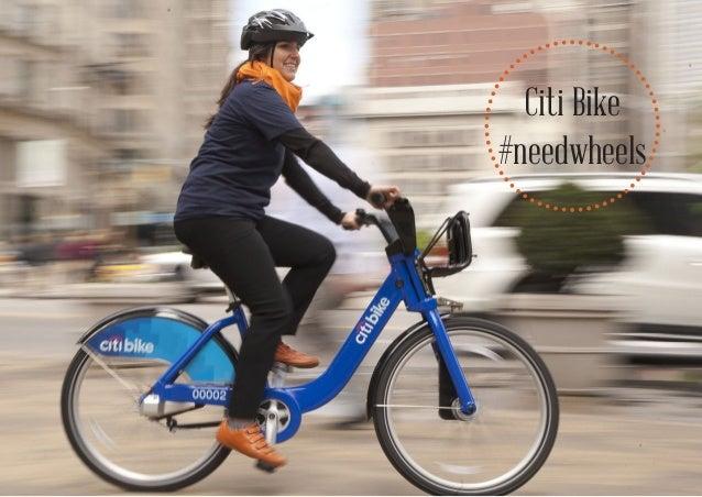 Citi Bike #needwheels