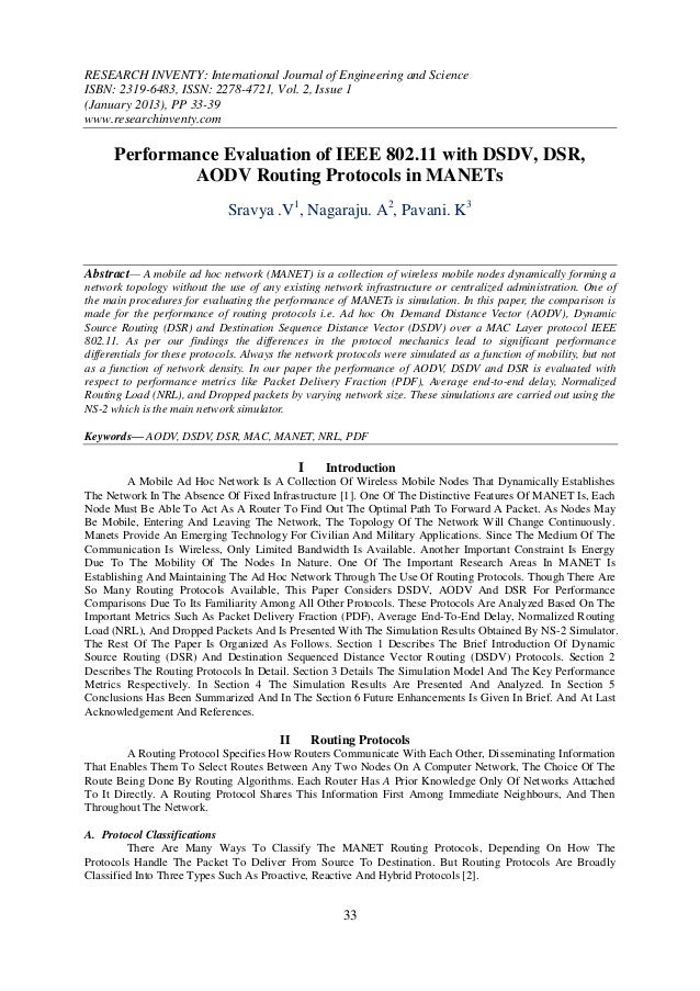 RESEARCH INVENTY: International Journal of Engineering and ScienceISBN: 2319-6483, ISSN: 2278-4721, Vol. 2, Issue 1(Januar...