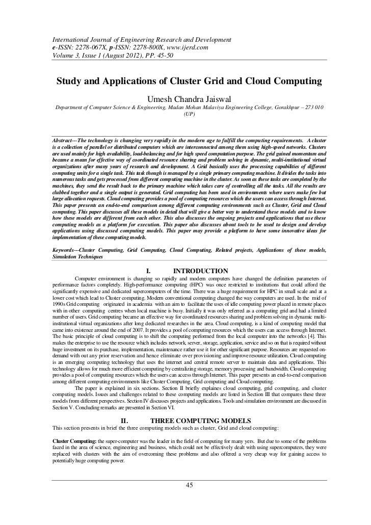 International Journal of Engineering Research and Developmente-ISSN: 2278-067X, p-ISSN: 2278-800X, www.ijerd.comVolume 3, ...