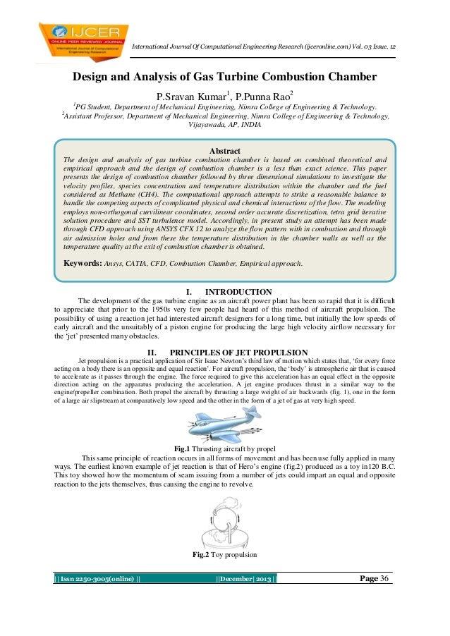 International Journal Of Computational Engineering Research (ijceronline.com) Vol. 03 Issue. 12  Design and Analysis of Ga...