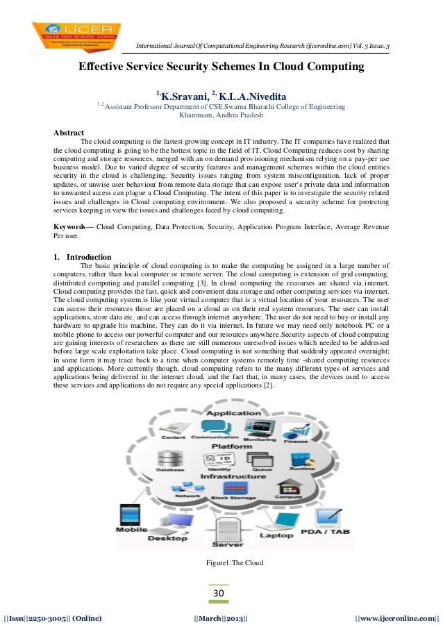 International Journal Of Computational Engineering Research (ijceronline.com) Vol. 3 Issue. 330||Issn||2250-3005|| (Online...
