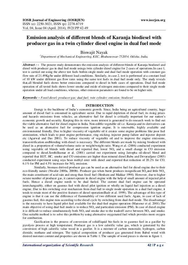 IOSR Journal of Engineering (IOSRJEN) www.iosrjen.org ISSN (e): 2250-3021, ISSN (p): 2278-8719 Vol. 04, Issue 04 (April. 2...