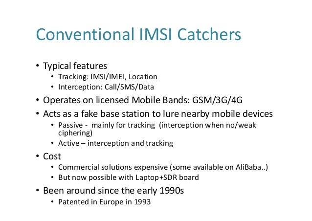 WiFi-Based IMSI Catcher