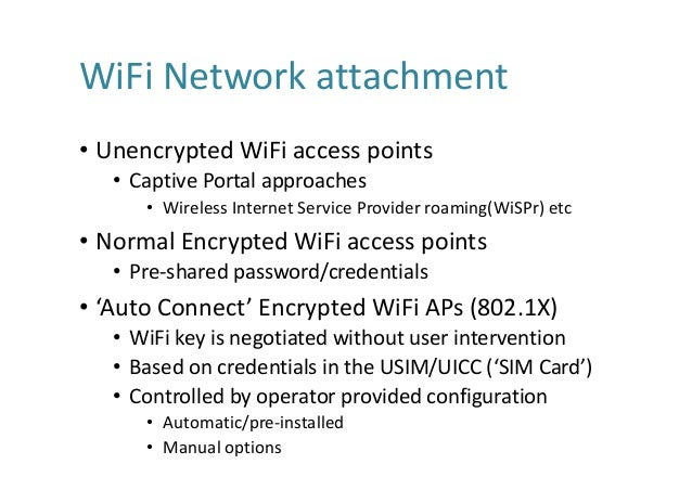 Turn Wifi Into Imsi Catcher